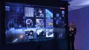 World's Biggest Single Touchscreen - YouTube