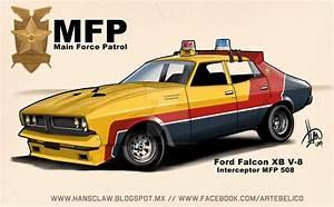 Ford Falcon Xb V8 Interceptor Mfp