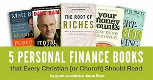 5 Personal Finance Books that Every Christian [or Church ...