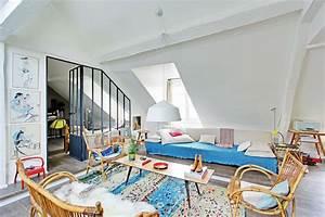 deco maison comment amenager un petit salon fonctionnel With comment organiser son appartement