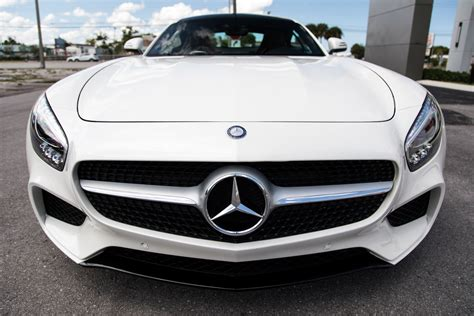 Get a free vehicle history report. Used 2016 Mercedes-Benz AMG GT S For Sale ($79,900) | Marino Performance Motors Stock #000816