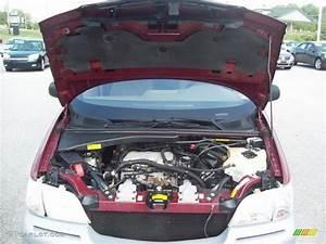 2000 Pontiac Montana Vision 3 4 Liter Ohv 12