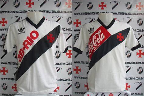 Vasco Coca Cola by Patroc 237 Nios Mais Curiosos Do Futebol Brasileiro Mantos