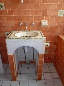 meuble salle de bain beton cellulaire meilleures images With fabriquer meuble salle de bain beton cellulaire