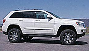 grand cherokee lift kits suspension parts jeep grand