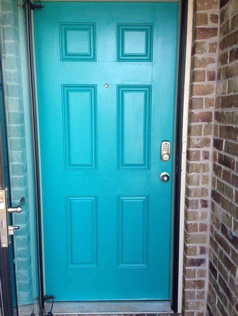la fonda turquoise valspar front door for the home front doors turquoise front