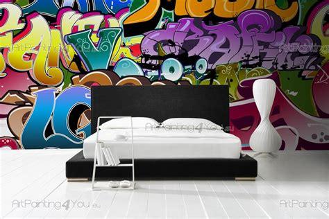 graffiti tag papier peint poster mcgr1001fr