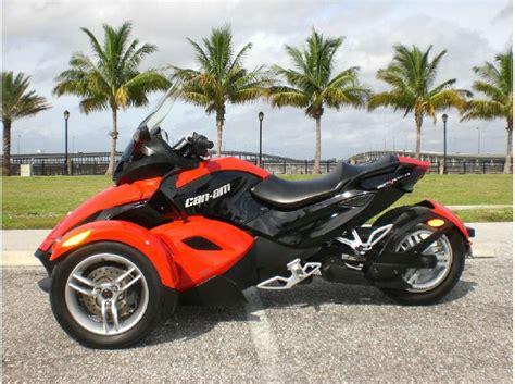 Buy 2008 Can-am Spyder Gs (se5) On 2040-motos