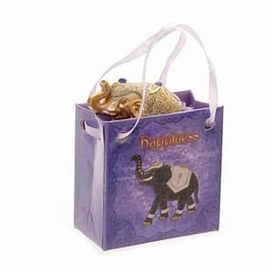 Elephant Porte Bonheur : el phant porte bonheur bonheur avec petit sac cadeau marcoeagle ~ Melissatoandfro.com Idées de Décoration