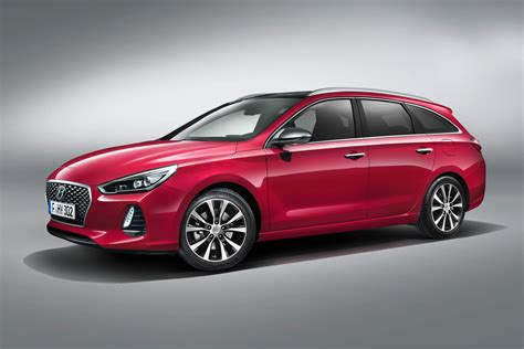 New Hyundai I30 Wagon Has Massive Boot, Big Safety Spec