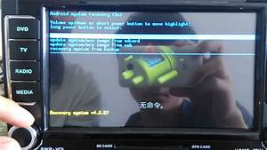 How To Update Mcu Of The Android Car Stereo