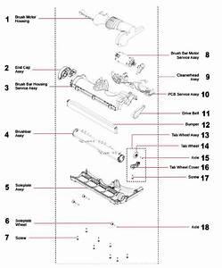 29 Dyson Dc25 Parts Diagram
