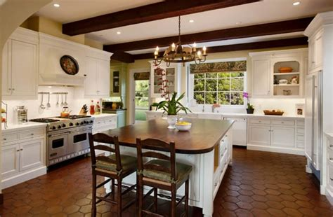 modern  traditional spanish style kitchen designs