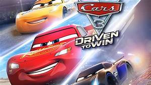 Cars 3 Full Movie All Cutscenes