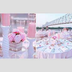 Pink Wedding Theme  Pink And Silver Party Theme