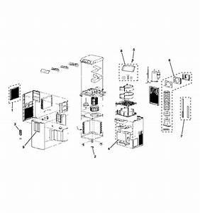 Ge Room Air Conditioner Room Air Conditioner Parts