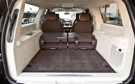 2012 Cadillac Escalade ESV   Information and photos