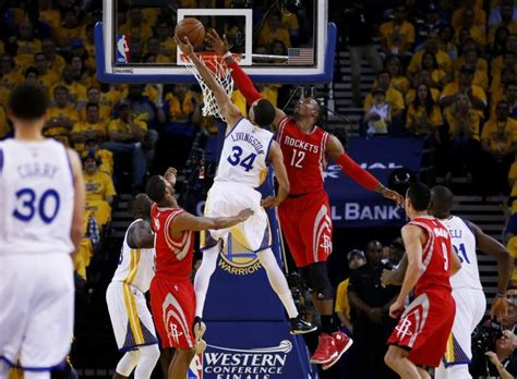 Harden's Turnover Undoes 38, Warriors Beat Rockets In Game
