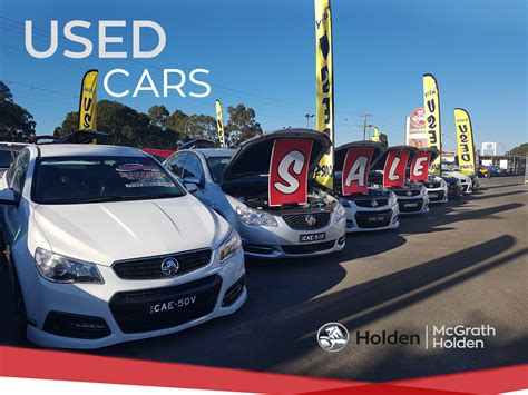 Mcgrath Holden Is A Liverpool Hsv, Holden Dealer And A New