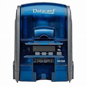 Imprimante Carte Pvc : datacard sd360 ~ Dallasstarsshop.com Idées de Décoration