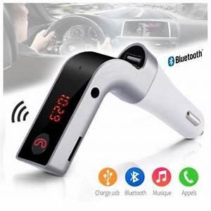 Installer Bluetooth Voiture : kit mains libres bluetooth pour voiture transmetteur fm ~ Farleysfitness.com Idées de Décoration