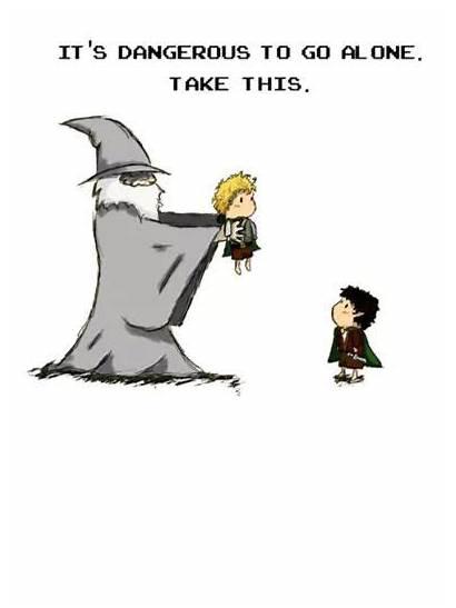 Lord Rings Wizard Lotr Legolas Virgin Becoming