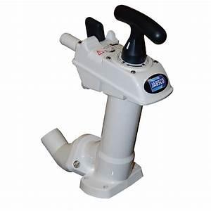 Jabsco Manual Toilet Pump