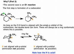 Reaction Mechanism Chart Organic Chemistry Comparing The E1 And E2 Reactions Master Organic Chemistry