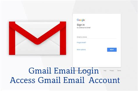 Access Gmail Email Account