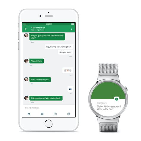 smartwatches that work with iphone android wear watches now work with the iphone tidbits