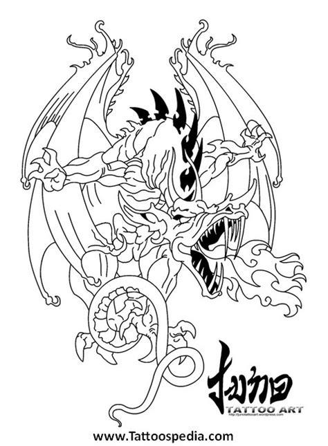 Dragon Tattoo Flash - Best Tattoo Ideas