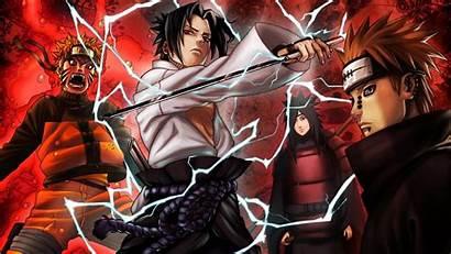 Naruto Shippuden Pain Itachi Sasuke Akatsuki Anime