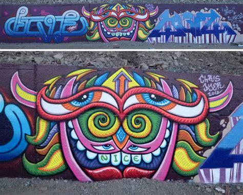 Graffiti Quiz : Piece By Quiz, Chris Dyer, Bfive