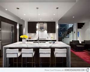 15 Distinct Kitchen Island Lighting Ideas - Decoration for