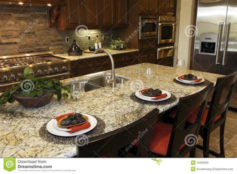 cuisine luxueuse cuisine luxueuse photo stock image 12433500