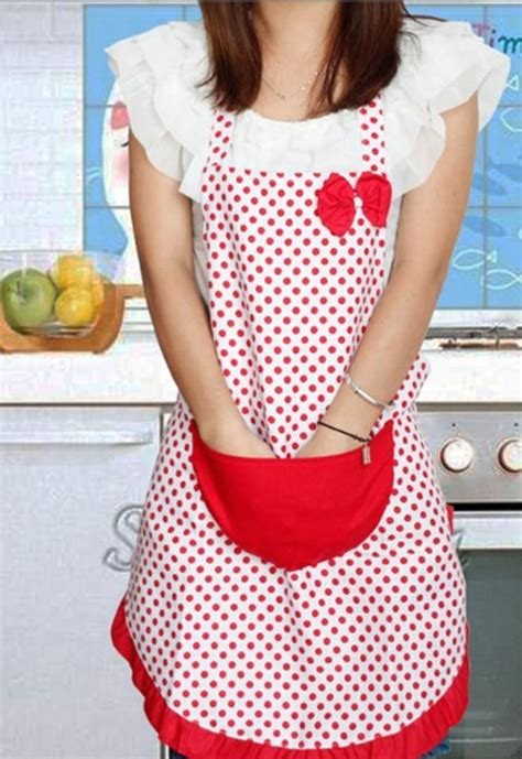 apron designs and kitchen apron styles delicate new bowknot kitchen restaurant cooking 9036