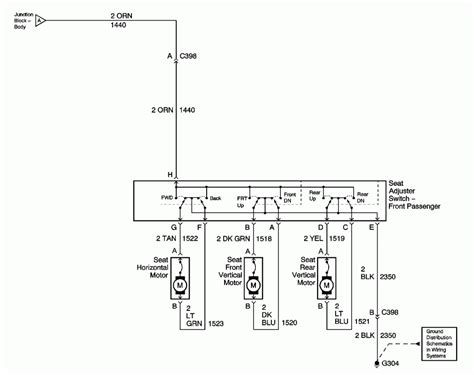 Chevy Power Seat Wiring Diagram by Wiring Diagram 6 Way Power Seat