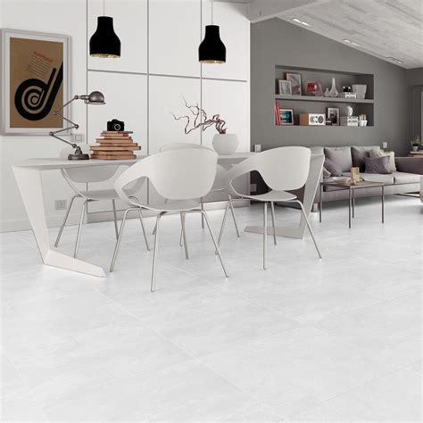 large white tile large white floor tiles in stunning cement effect porcelain