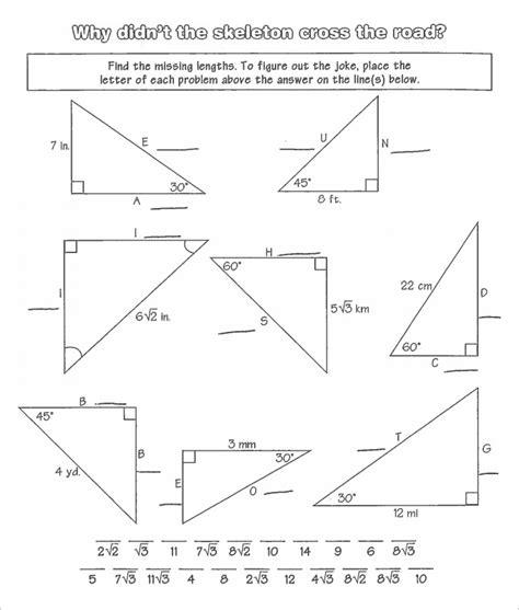 16 Sample High School Geometry Worksheet Templates  Free Pdf, Word Documents Download Free