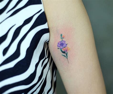 tiny tattoos youre    obsessed  tattooblend