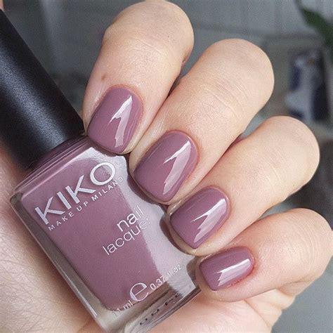 light color nails kiko light mauve perfectly polished mauve nails