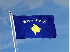 Kosovo Fahne kaufen 90 x 150 cm FlaggenPlatzde