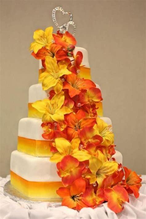 yellow and orange wedding decorations the world s catalog of ideas