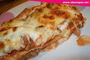 Idee Repas Frais : lasagnes au fromage frais idee repas ~ Melissatoandfro.com Idées de Décoration