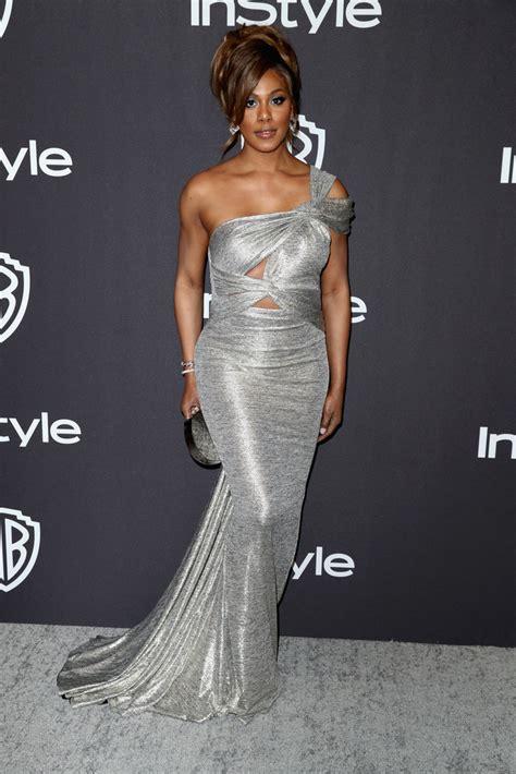 Instyle Warner Bros Golden Globes After Party