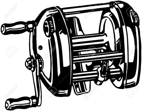 Reel Clipart Fishing Reel Clipart Clipground