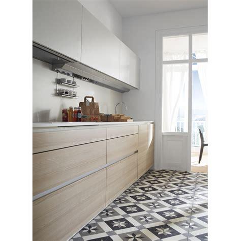 cuisine blanc laque stunning deco cuisine bois et blanc ideas design trends