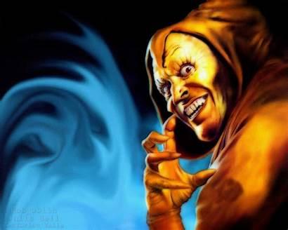 Ugly Halloween Wallpapers Joker