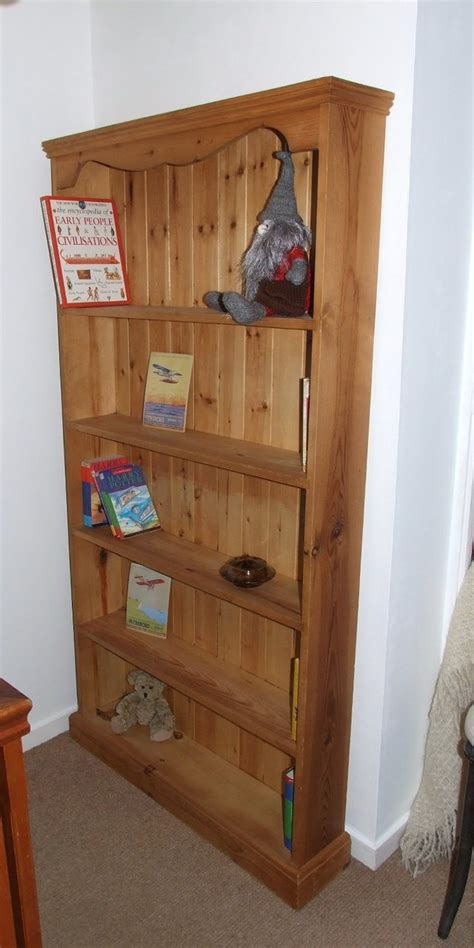 Bookcase Sale by Solid Pine Bookcase For Sale Chattel Pine