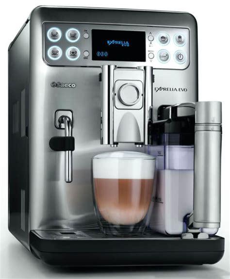 beste saeco koffiemachine saeco exprelia review 187 vivakoffie